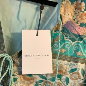 Spell & The Gypsy Collective Dresses - Seashell Seafoam boho dress spell and the gypsy